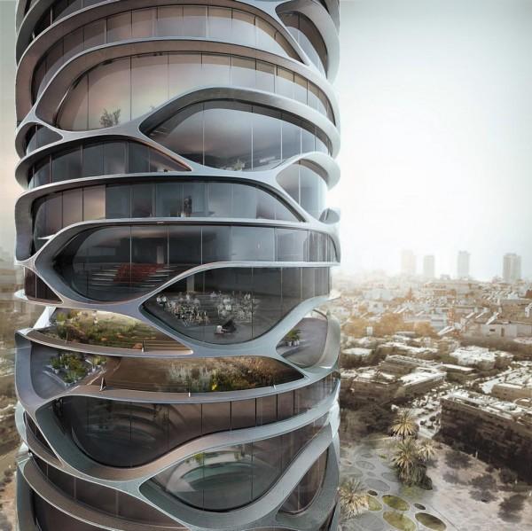 Image Courtesy © Architectures David Tajchman