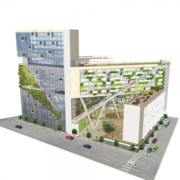 Image Courtesy © SLAB architecture, PLLC