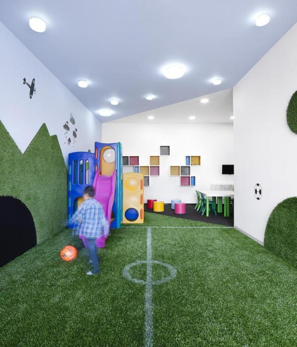 Children's area, Image Courtesy © Invisible Gentleman
