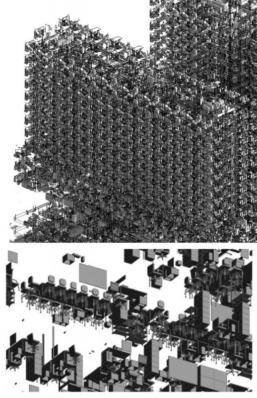 Extract of medical equipment, Image Courtesy © CannonDesign + NEUF architect(e)s