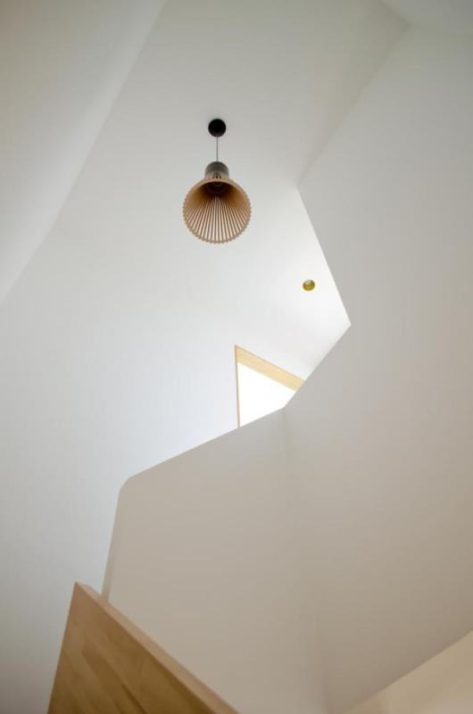 Staircase well, Image Courtesy © Mickaël Martins Afonso