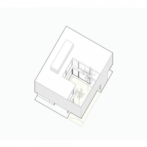 Image Courtesy © MOARQS architects + OTTOLENGHI architects