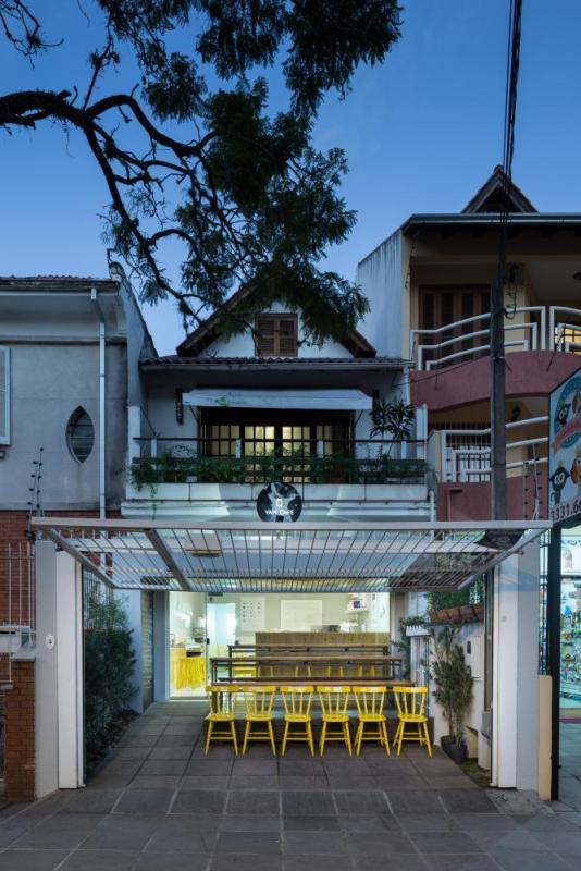 Image Courtesy © Kali Arquitetura