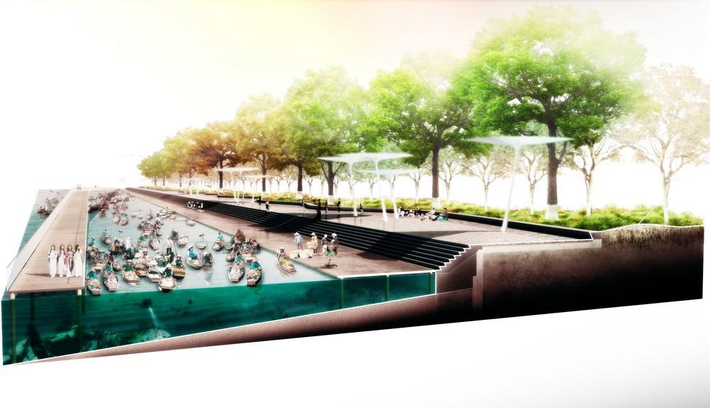 International Landscape Design Competition For Han River In Da