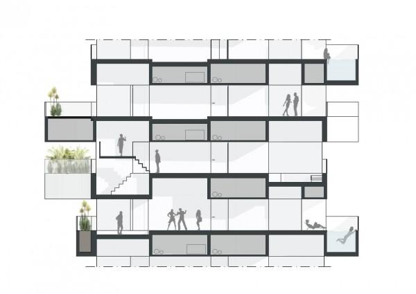 Image Courtesy © Orange Architects