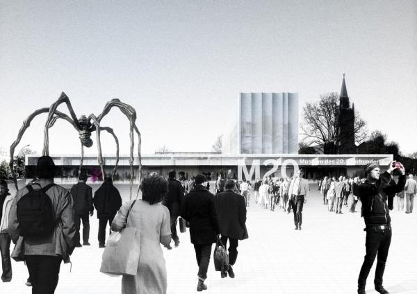 EXTERIOR VIEW ENTRANCE NORTH, Image Courtesy © MCKNHM Architects and Tinkercraft