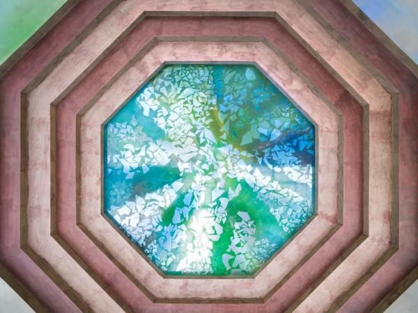 A transparent resin(spring/Memory of Spring), Image Courtesy © Takumi Ota