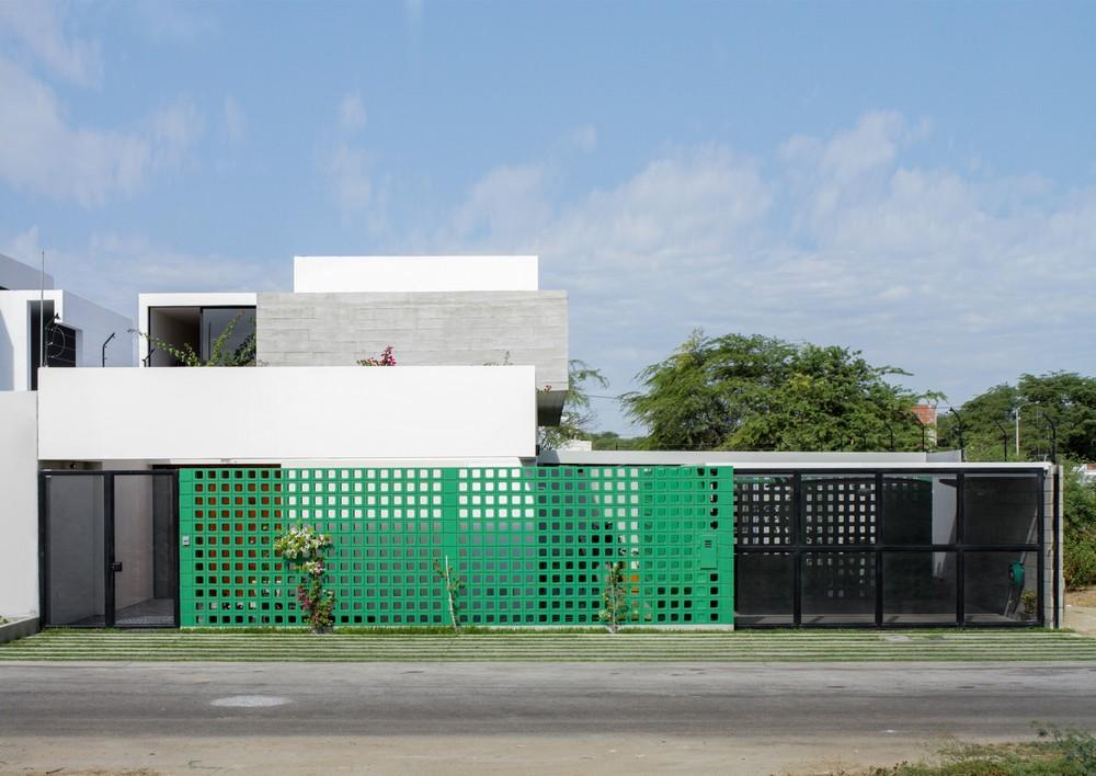 Casa Lb4 In Piura Peru By Riofrio Rodrigo Arquitectos