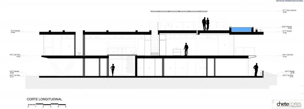 AECCafe: ArchShowcase - Living House by Chetecortes Architects