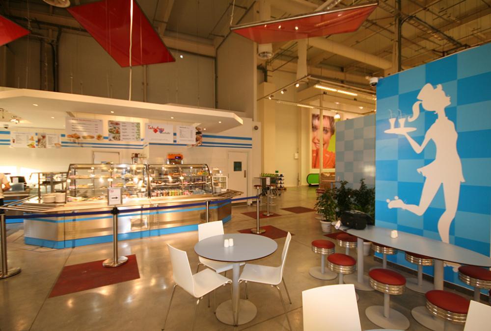Deb S Dinner Snack Bar Leroy Merlin In Nicosia Cyprus