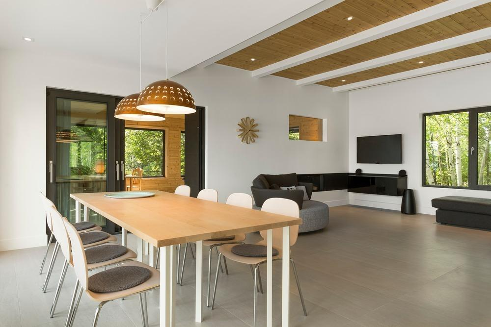 Nordic Architecture And Sleek Interior Design In