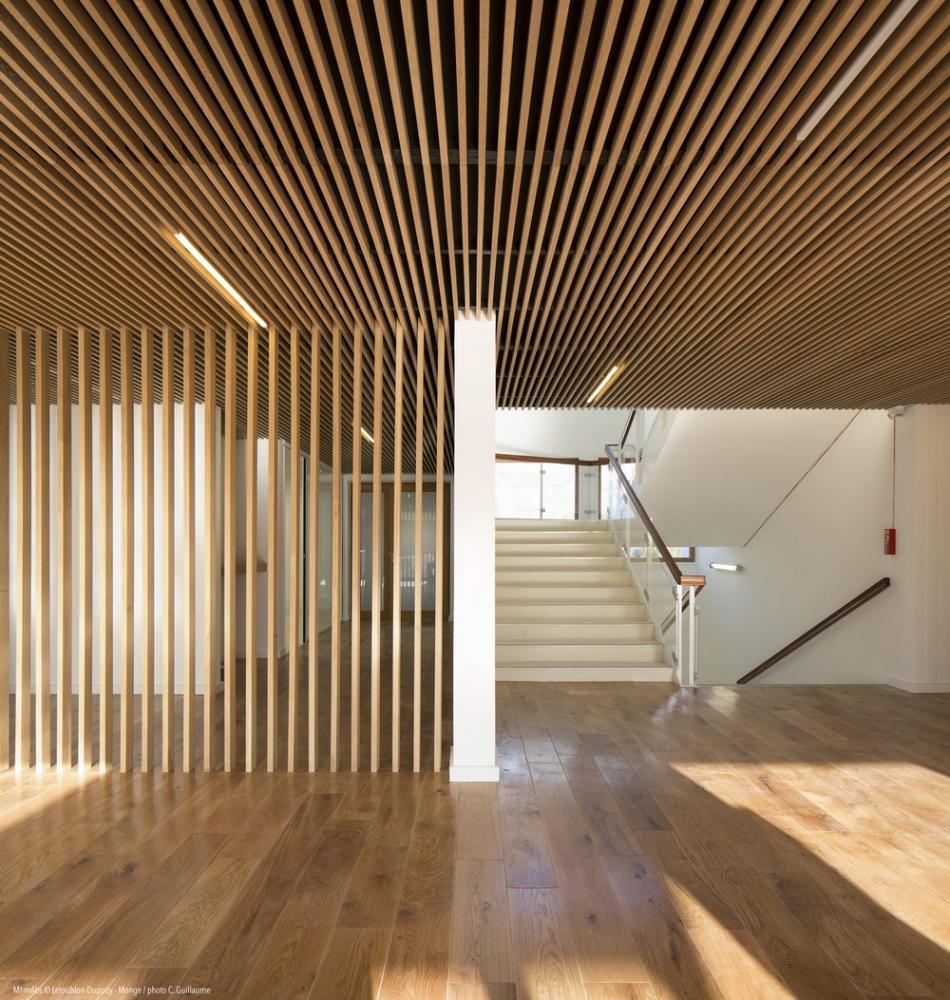 Atelier D Architecture Alexandre Dreyssé archshowcase - mi-mabs in marseille, franceletoublon dupouy