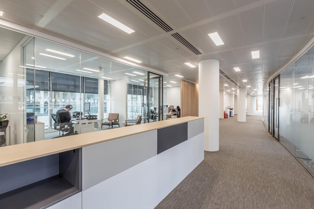 Archshowcase London Hq For Cathay Pacific In England By Align