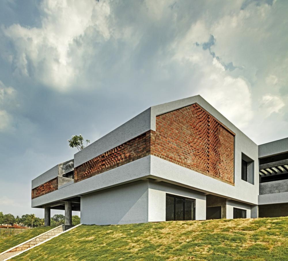 Axis Pramiti School in Bengaluru, India by The Purple Ink Studio
