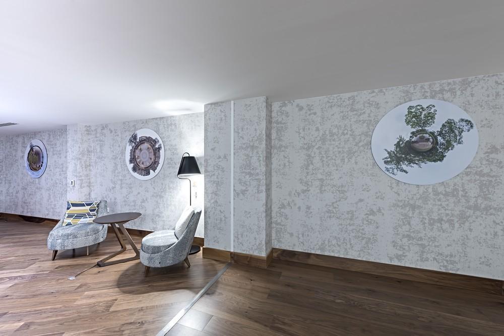 Aeccafe Art For The London Heathrow Marriott Hotel By Artiq