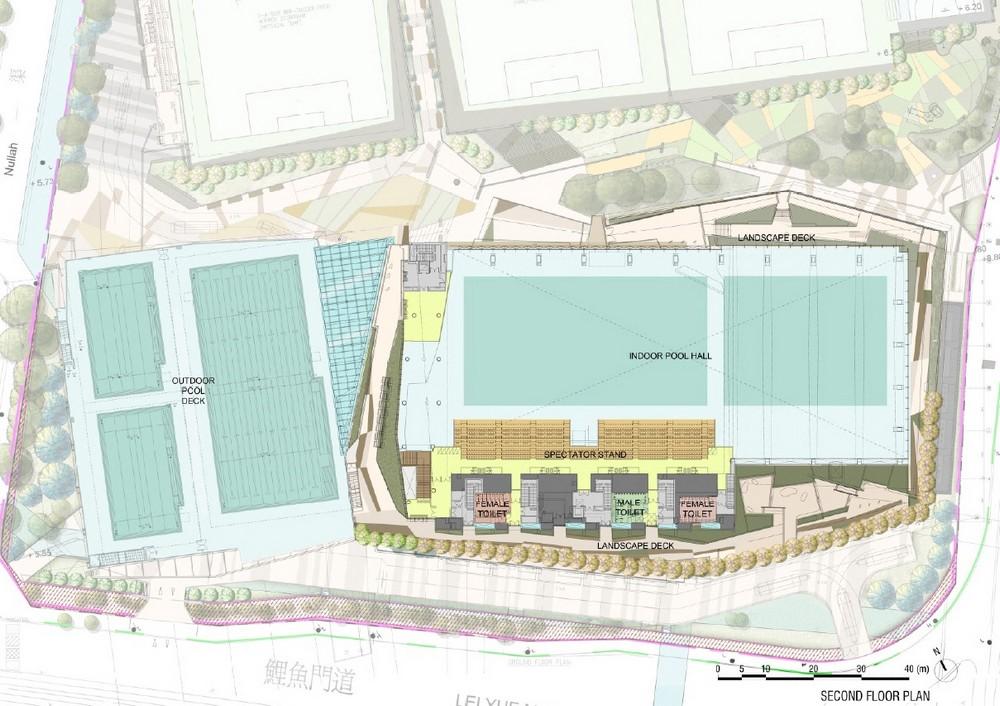 Redevelopment of Kwun Tong Swimming Pool Complex and Kwun Tong – Swimming Pool Site Plan