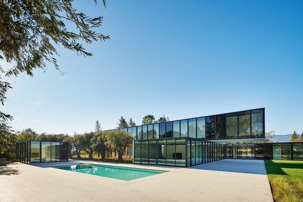 Stanley Saitowitz Part - 23: Image Courtesy © Bruce Damonte. Architects: STANLEY SAITOWITZ ...