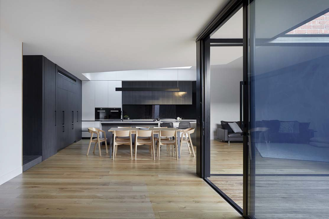 Boundary St House in Port Melbourne