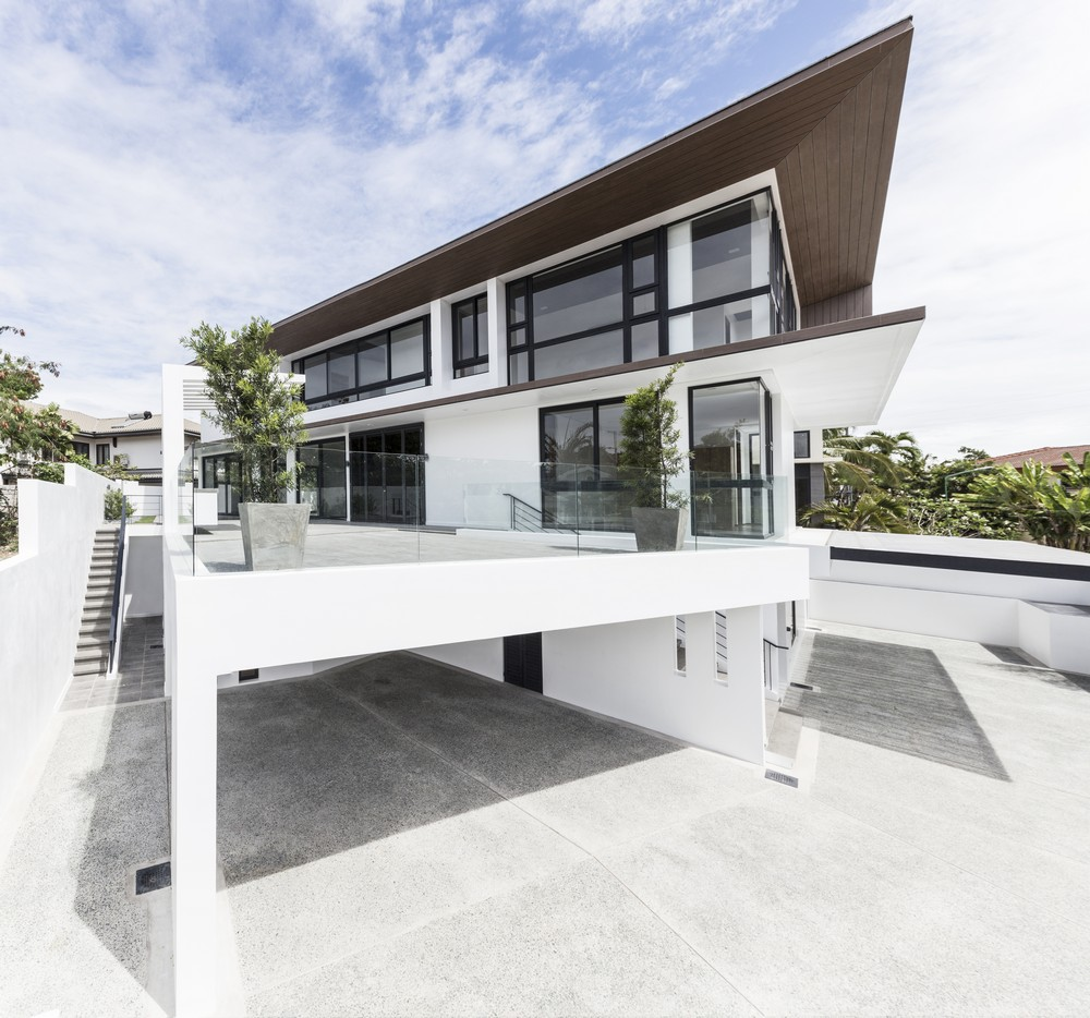 Cucena House In Manila Philippines By Ong Ong Pte Ltd