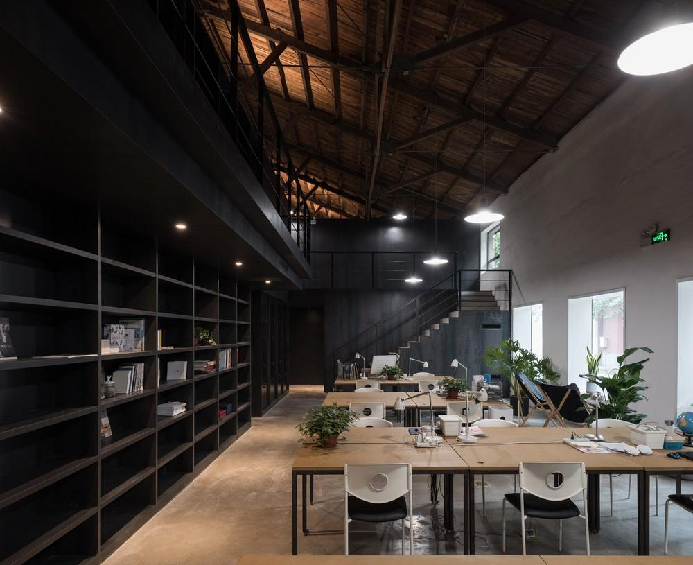 Lens Office in Beijing, China by TAO (Trace Architecture Office)