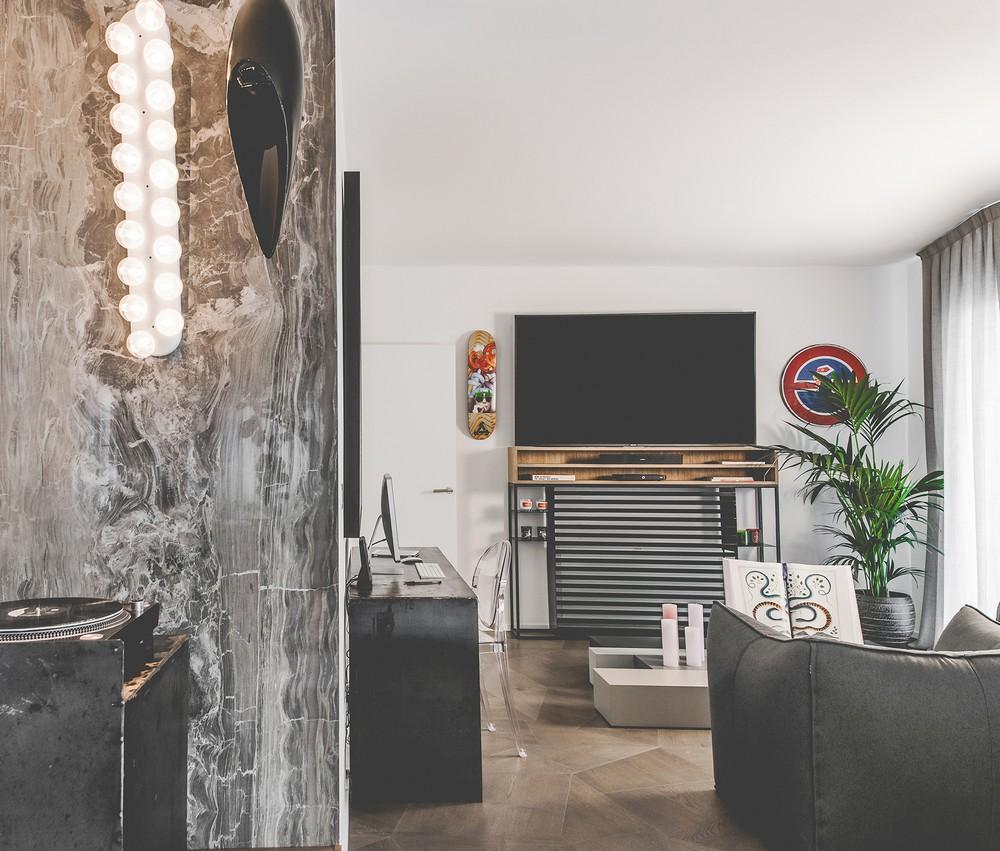 Architettura And Design archshowcase - pop house in italy by modo architettura + design