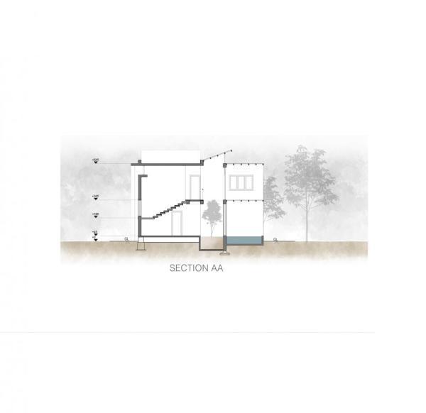 Manjadi House Of The Bead Tree In Kollam India By No Architects