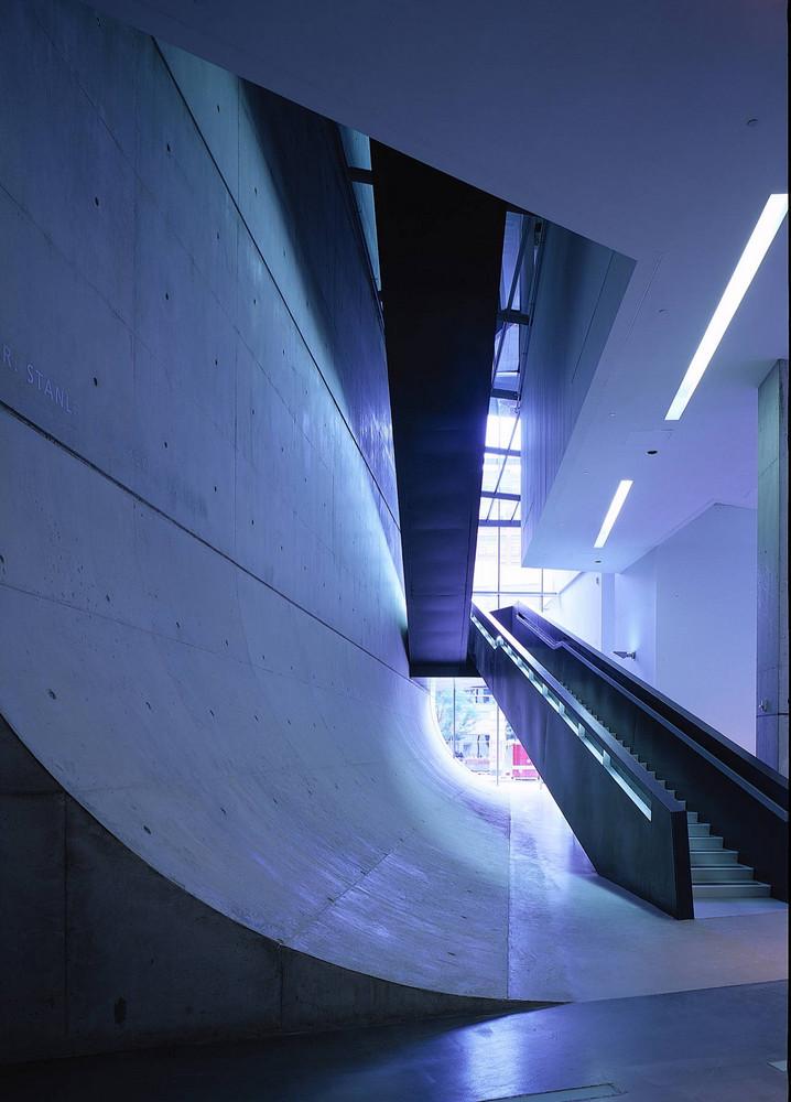 Rosenthal Center for Contemporary Art in Cincinnati by Zaha