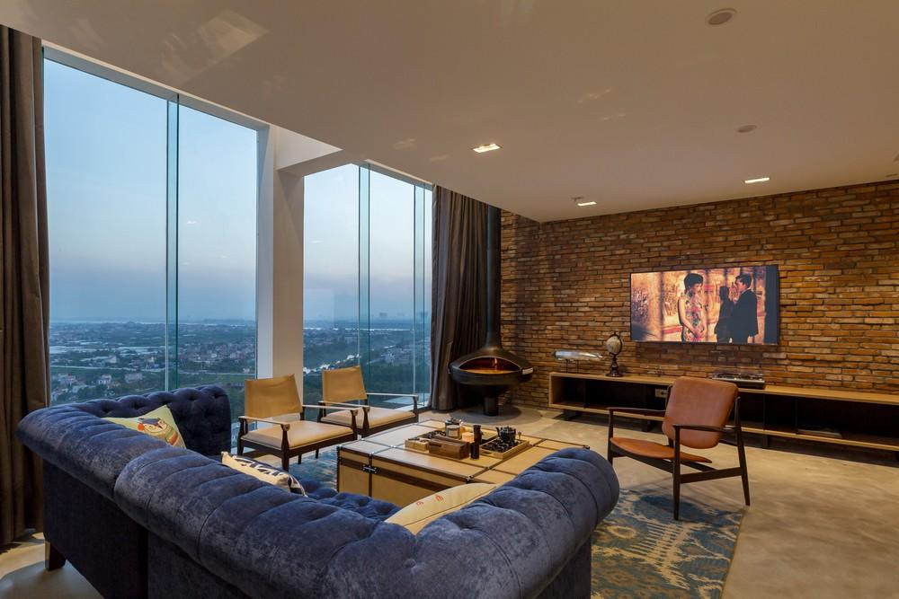 Hung Yen Vietnam  city pictures gallery : Penthouse Ecopark in Hung Yen, Vietnam by i.house Architecture