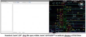 AutoCAD P&ID wo Data