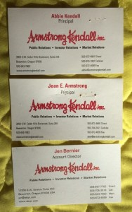 Armstrong Kendall