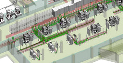 Winner Innovation in Utilities and Communication - Hubei Electric, Engineering , 220kV Secondary Transformer Substation, China