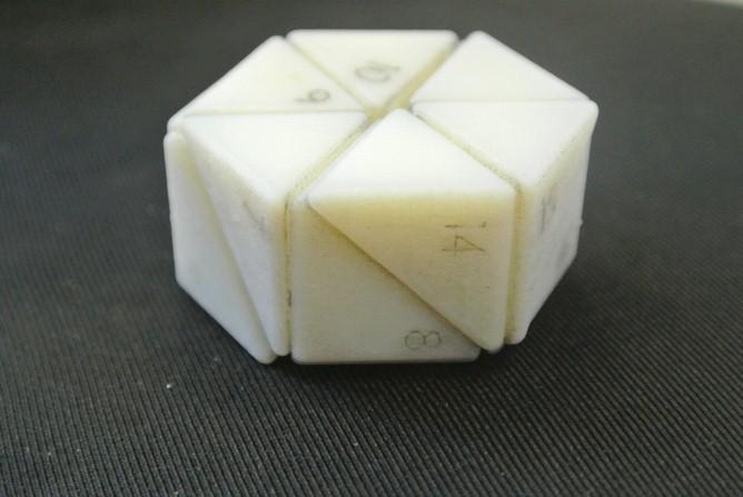Self Assembling 3D print