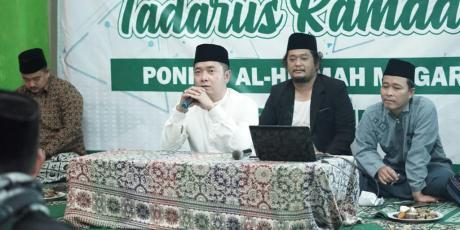 "Ponpes Al-Hikmah gelar Silaturahmi Asparanom, Ceng Iip: ""Ajang Mempersatukan Kembali Pasca Pilpres"""