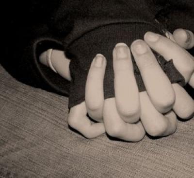 لتملؤها أصابع يد أخري