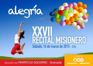 XXVII_RecitalMis2015