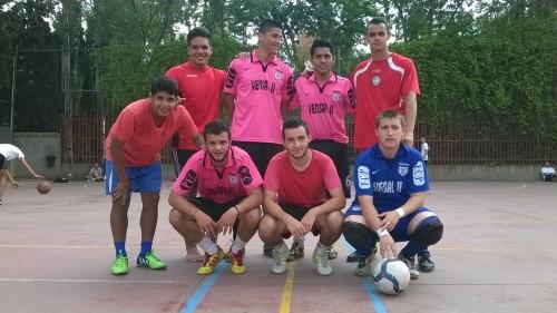 Pichoncines, ganadores del torneo