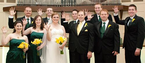 Image result for baylor marriage