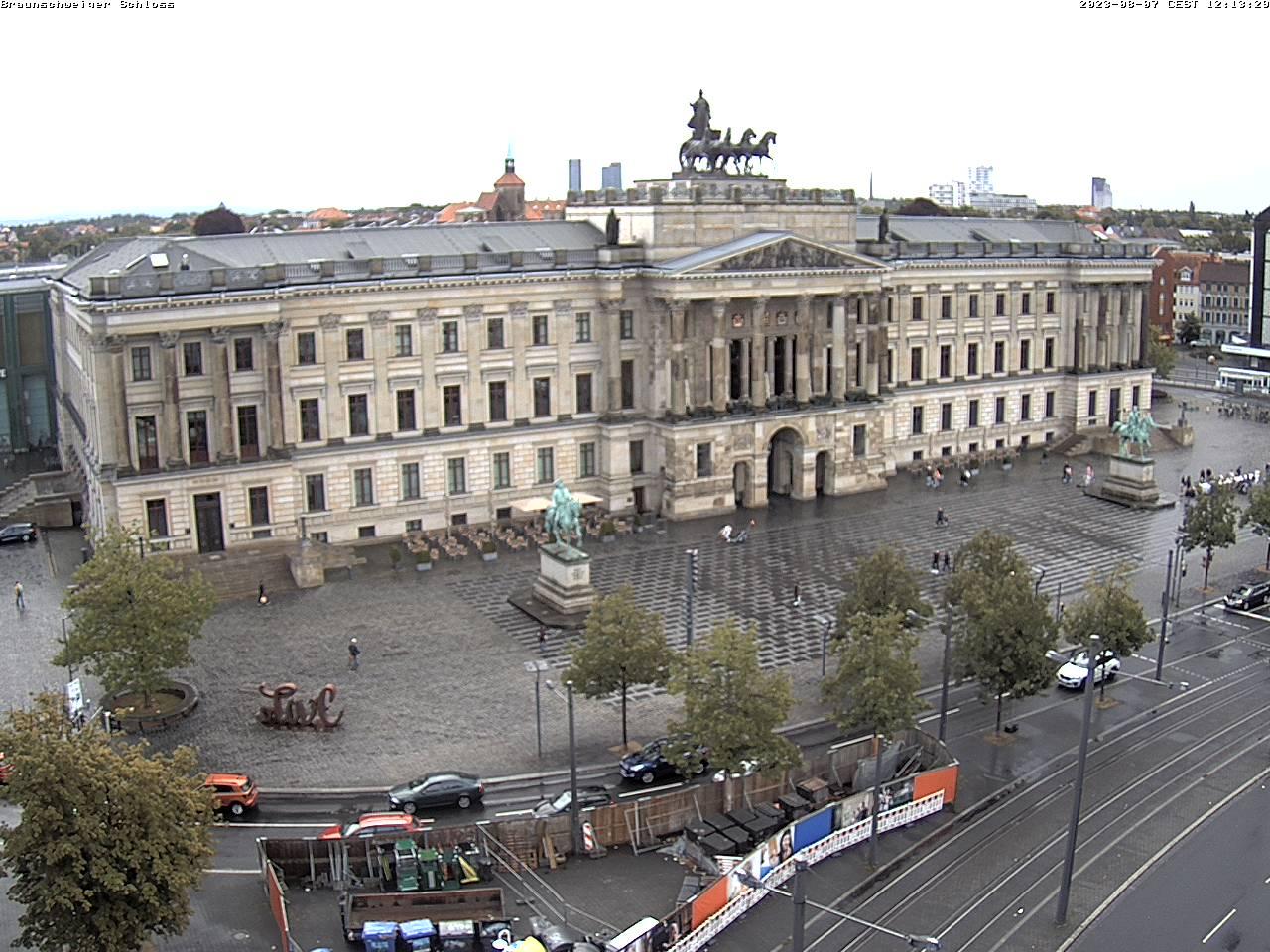 Webcambild der Schloss-Arkaden