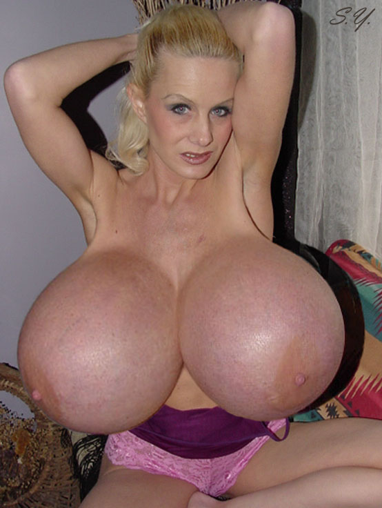 Busty extreme morphed