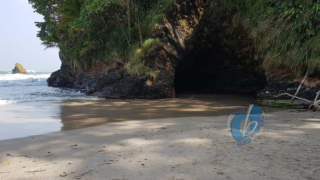 Paradise Bay Blanchisseuse a.k.a L'Anse Paoua Bay