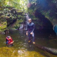 Upper Maracas Waterfall
