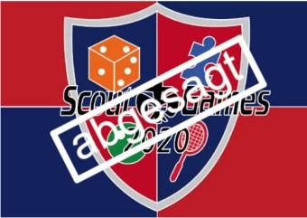 ScoutGames2020 abgesagt