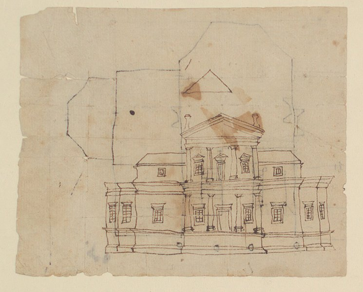 Sketches Of Monticello I