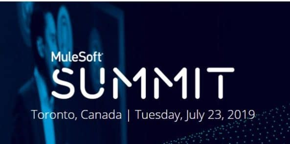 Incepta at MuleSoft Summit Toronto 2019