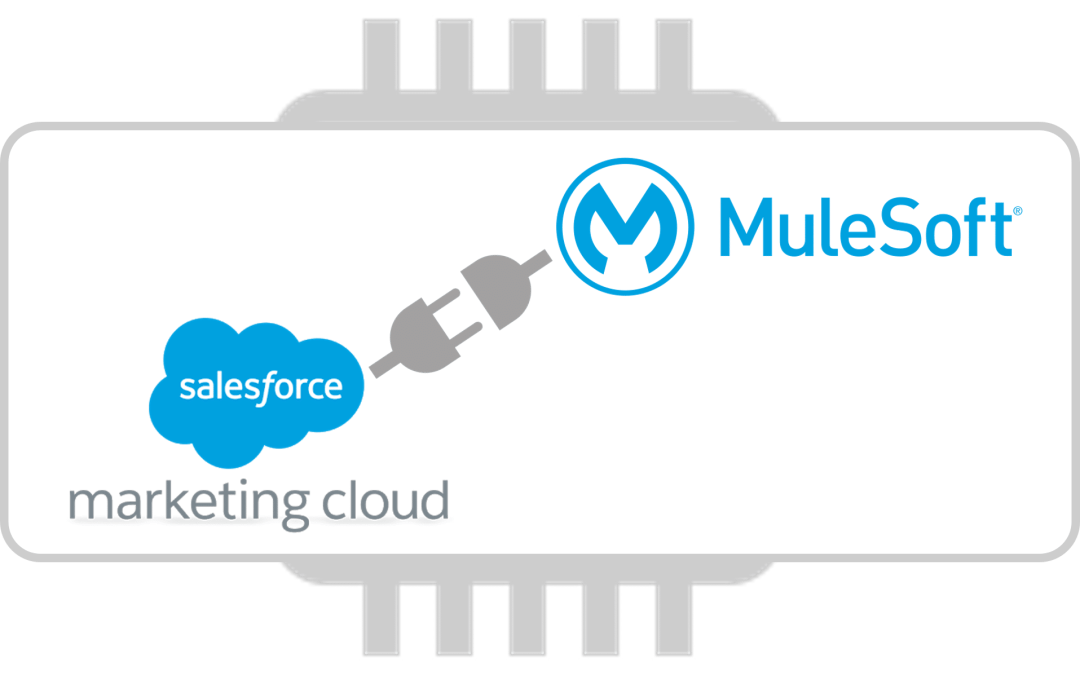 A Mulesoft 4 Story – Connecting to Salesforce Marketing Cloud