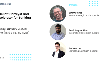 MuleSoft Catalyst and Accelerator for Banking