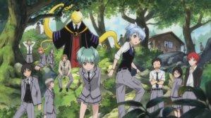 Ansatsu Kyoushitsu OVA