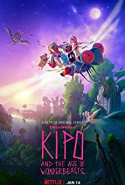Kipo and the Age of the Wonderbeasts – Season 2