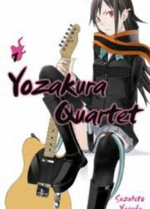 Yozakura Quartet OVA