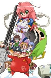 Kemeko Deluxe! OVA